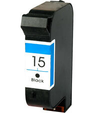 Non-OEM Replace For HP 15 Deskjet 845 845c Black Ink Cartridge