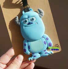 New Cute Disney Pixar Monster Inc University Sully Sulley Luggage Tags