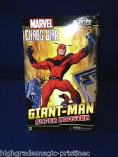 HEROCLIX - MARVEL CHAOS WAR - GIANT-MAN - SUPER BOOSTER - FACTORY SEALED