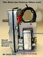 2.3 rpm  MAGNUM BABY COUNTRYSIDE AUGER MOTOR  -  RP2022  - VERY QUIET RP 2022 r