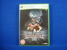 xbox 360 BLITZ THE LEAGUE II 2 American Football Game Microsoft PAL REGION FREE