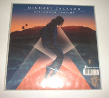 MINT MICHAEL JACKSON BEHIND THE MASK/HOLLYWOOD TONIGHT 7""
