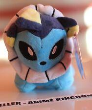 "USA Seller Cosplay Pokemon  5"" Vaporeon Kids Toy Soft Plush Stuffed Doll Animal"