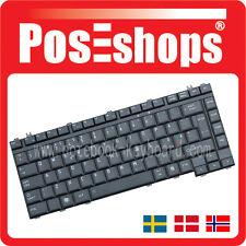 Orig. Nordic Tangentbord Satellite L300 L300D L305 L450 L450D SCA Tastatur New