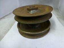 New Ariens Double Sheave Pulley Part # 02915400 For Lawn & Garden Equipment