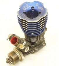O.S. 21VZ-B V-Spec-T (P) ABC w/21J Slide Carb .21 Nitro Engine Speed Venturi