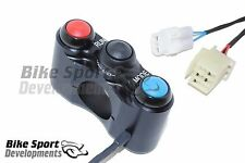 Yamaha R1  2009_2014, 3 button right handlebar switch for race and road bikes