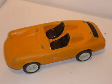 vintage VOITURE 1:14 ms TOY ancien PORSCHE TARGA 911S 911-S car GERMANY orange