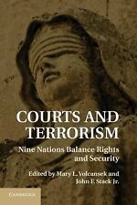Courts and Terror: Comparative Experiences in Democratic Governance and the Rule
