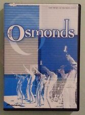 the best of musikladen  THE OSMONDS   DVD  includes insert