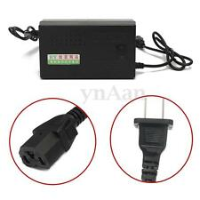 New Output 48V 14AH Lead Acid Battery Charger For Electric Bicycle Bike Scooters