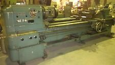 """32"""" swing x 120"""" btc.'Sofia' Lathe, equipped, 4-1/8in. spdl. in & m/m,(Euro)"""