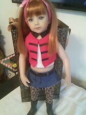SAVANNAH DOLL BY DIANA EFFNER - MARU AND FRIENDS  NO BOX - AWESOME CONDITION!