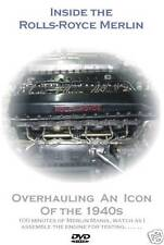 DVD. Inside The Rolls-Royce Merlin. Ideal Gift!