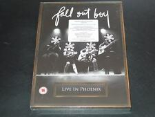 Fall Out Boy - Live in Phoenix DVD+CD [Deluxe Limited Edition]