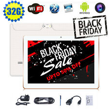 "10.1"" Inch Quad Core Android 4.4 Kitkat Allwinner Camera WIFI TABLET PC 32GB UK"