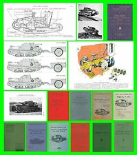COLLECTION - CARRO ARMATO VELOCE FIAT ANSALDO CV33 CV35 L35 TANK Manual - DVD