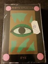 Robyn Hitchcock Eye 1990 French Cassette (made in the UK) Glass Fish Records NEW
