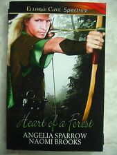 Heart of a Forest Sparrow Brooks Ellora's Cave pb 9781419962745 B69