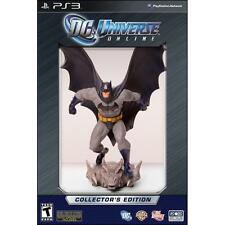 DC Universe Online -- Collector's Edition (Sony PlayStation 3, 2011)