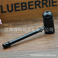 HOT Metal Pipe Smoking Tobacco Accessory Smoke Detectors Hammer Pipe