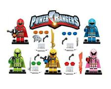 2017 Limited edition  Power rangers Mini Figures  Building Toys Fits Lego
