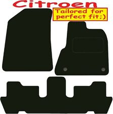 Citroen C4 Picasso DELUXE QUALITY Tailored mats 2007 2008 2009 2010 2011 2012 20
