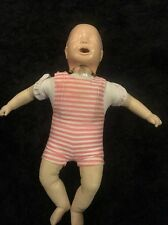 (1) One Laerdal Baby Anne CPR Practice Manikin Infant