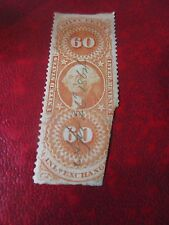 1861 US Stamp - Inl. Exchange - R64