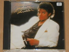 MICHAEL JACKSON -Thriller- CD