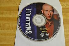 Smallville Second Season 2 Disc 3 Replacement DVD Disc Only ****
