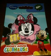 Disney Hierro En Parche Minnie Mouse