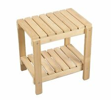 Rustic Natural Cedar Furniture Universal End Table