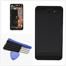 Front LCD Display + Touch Glass Digitizer Screen For Blackberry Z10 + Frame 4G