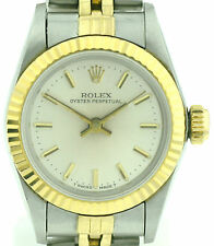 Rolex Oyster Perpetual Stahl/ 18K Gold  Damenuhr Lady Watch Ref. 6917 3