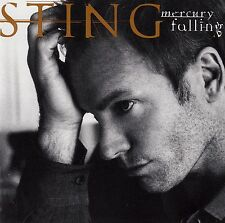 Sting: Mercury Falling/CD (A & M Records 540 486 2)