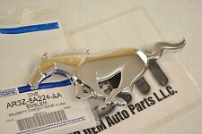 2010-2012 Ford Mustang Pony Chrome Front Grille Emblem new OEM AR3Z-8A224-AA