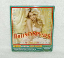 Britney Spears Circus Womanizer Taiwan Ltd CD+DVD w/BOX