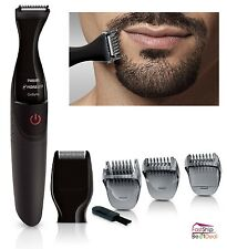 Philips Electric Trimmer Clipper Beard Mustache Beauty Tool Men Shaver Grooming