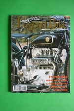 LEGEND BIKE N.78/1999 LAMBRETTINO MORINI 125 4T CORSA CZ CROSS MOTO COMET 175
