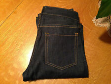 MENS COPIN REDLINE SELVEDGE STRAIGHT FIT RAW DENIM JEANS 29 X 32 NWOT