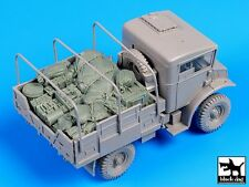Black Dog 1/35 British Chevrolet 15 CWT Truck Accessories Set (Italeri) T35096