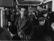 Photo originale Yves Montand Les portes de la nuit Marcel Carné métro Paris