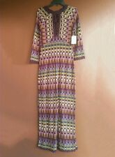 NWT Free People Women's Good Vibrations Maxi Sweater Dress M Retail $228.00