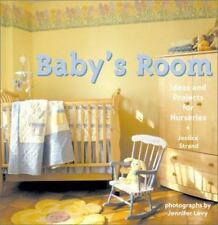 Book Baby's Room, Ideas and Projects for Nurseries by Jessica Strand