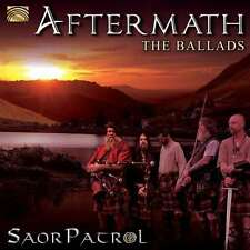 SAOR PATROL Aftermath: The Ballads CD 2015
