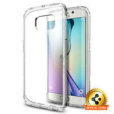 [Spigen Factory Outlet] Samsung Galaxy S6 Edge Case Ultra Hybrid Crystal Clear