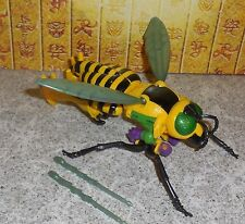Transformers Beast Wars BUZZSAW Complete Buzz Saw Wasp Figure