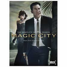 MAGIC CITY: THE COMPLETE SECOND SEASON NEW DVD