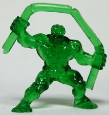 Hasbro Marvel Handful of Heroes Wave 2 - Hulk w/ Pipe Glitter Green